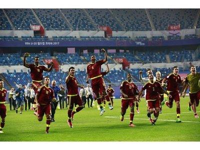 Mundial Sub 20: Venezuela hace historia y llega a final