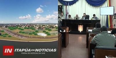 YD DEMUESTRA DESINTERÉS PARA EJECUTAR EL PROYECTO ENCARNACIÓN MÁS.