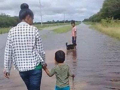 Indígenas siguen sin recibir asistencia del Gobierno en el Chaco