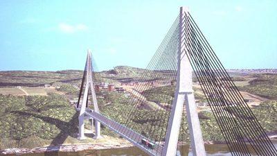Seleccionan trabajadores para puente
