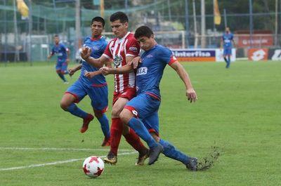 Independiente juega de local ante Caaguazú y se aleja Jara