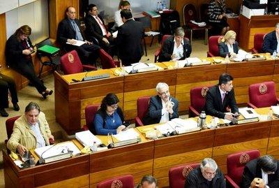 En el Senado no prospera la exhortación al Banco Central