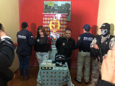 Capturan a líder brasileño que comandaba crimen desde Paraguay