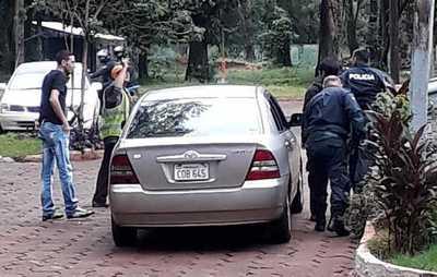 Tres árabes y dos paraguayos son detenidos por trasgredir ley ambiental