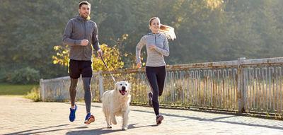 Correr con tu mascota: Precauciones y beneficios