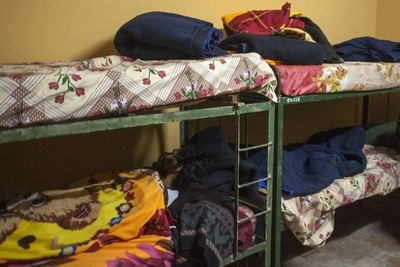 SEN habilita refugio en Fernando de la Mora