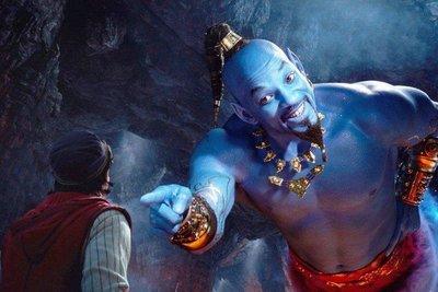 """Aladdin, la magia de un """"mundo ideal"""" en cines"""