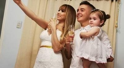 La hija de Marilina debutó como cantante