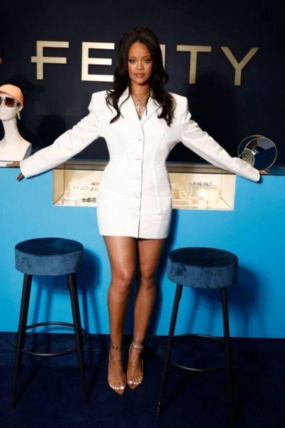 Rihanna hace historia: Es la primer mujer negra al frente de una marca de lujo