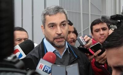 """HOY / Abdo reitera su rechazo a la jubilación médica: """"Es inconstitucional"""""""