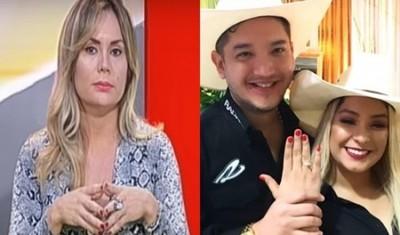 Dahiana Bresanovich Se Refirió Al Compromiso De Su Exmarido: 'Ojalá Que Esta Vez Siente Cabeza'