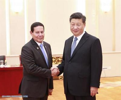 Brasil y China se acercan, saludan la Ruta de la Seda y repudian el proteccionismo