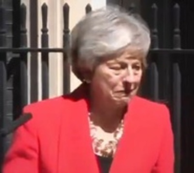 Tras fracaso en el manejo del brexit, Primera Ministra dimitirá