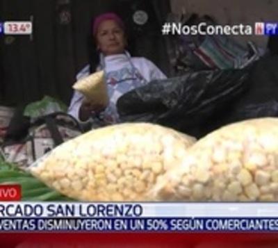 """""""¡Hacé algo Marito!"""": Reclamo de comerciantes ante recesión económica"""