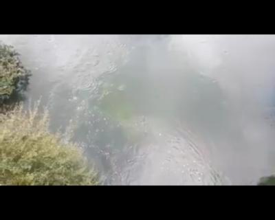 Vehículo choca y cae de puente en Yguazú, hay ahogados