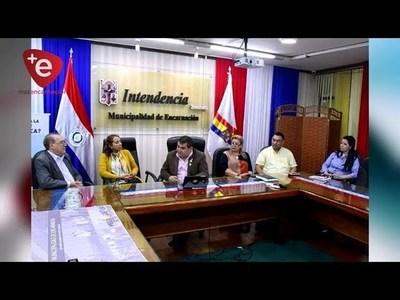 Municipio encarnaceno es modelo en administración de emergencias a nivel país