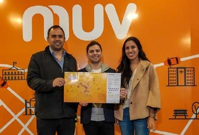 Con juego interactivo, MUV busca inventivar viajes