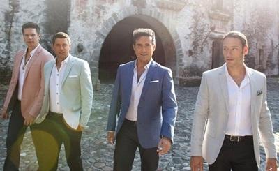 Il Divo se presenta este fin de semana con nuevo álbum