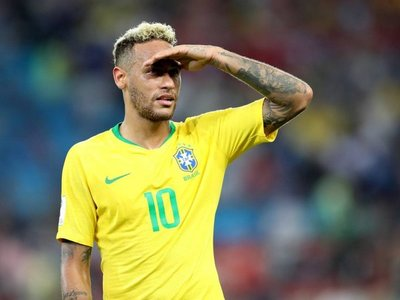 Neymar anticipa su presentación en Brasil para el sábado