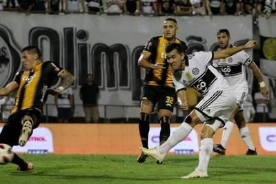 Goles Apertura 2019 Fecha 22: Olimpia 2