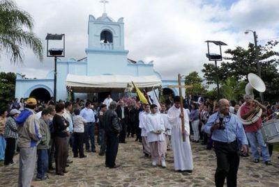Desvalijan casa parroquial de Loma Grande