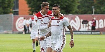 Dos goles de Lezcano en Alemania