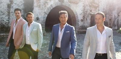 HOY / El grupo crossover clásico más  exitoso de la historia, Il Divo, de  vuelta deleita en Paraguay