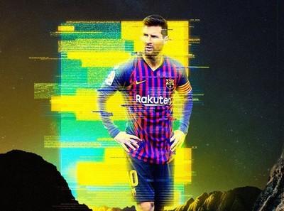 Lionel Messi es el máximo goleador de Europa, otra vez