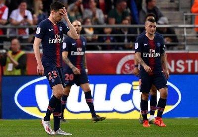 El PSG se despidió con derrota