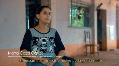 MUJERES EMPREDEDORAS: BUSCAN CREAR YERBA MATE EN POLVO PARA DARLE VALOR AGREGADO Y EXPORTAR