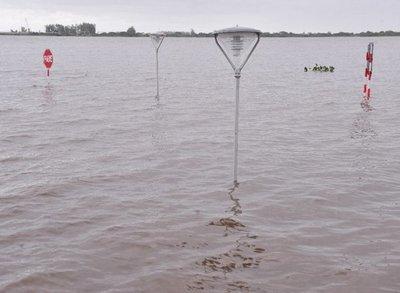 Agua en Turista Róga estaba prevista, dicen