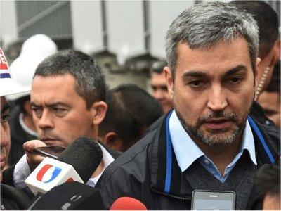 Marito se muestra reservado de hablar sobre Miguel Cuevas