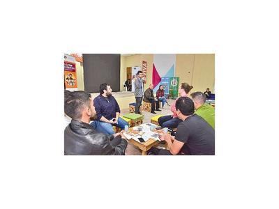 Quieren una red de jóvenes de Asunción y  área metropolitana