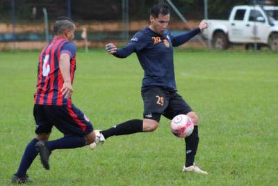 Dos encarnacenos debutan en  Nacional B