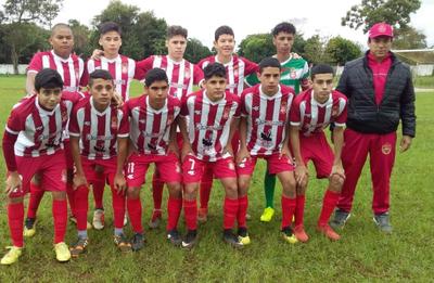 Corrales Sub 15 consigue  primer triunfo en torneo