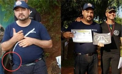 """HOY / """"Anda armado y amenaza a su  expareja"""": intendente acusado  por violencia y hostigamiento"""