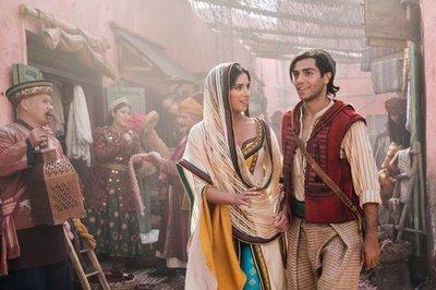 """""""Aladdin"""": una remake que se justifica"""