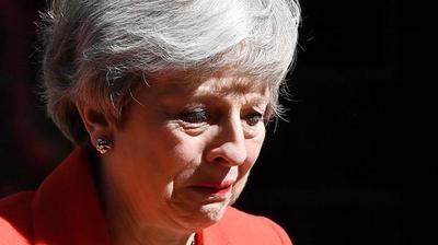 Renuncia de May abre la lucha por el liderazgo de los conservadores británicos