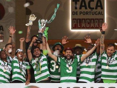 El Sporting se lleva la Copa en los penales ante Porto