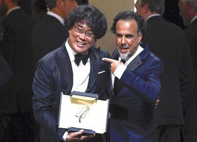 """Cannes corona a filme surcoreano """"Parásito"""""""