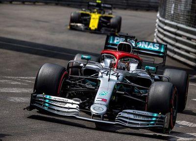 """La """"Pole"""" es de Lewis Hamilton"""