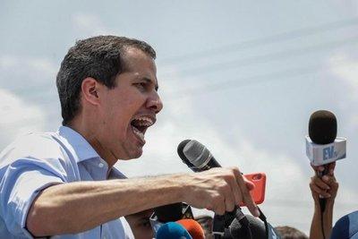 """Guaidó afirma que la oposición no permitirá un """"falso diálogo"""""""