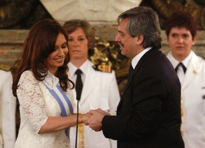 Fernández-Fernández, la fórmula que lidera sondeos en Argentina