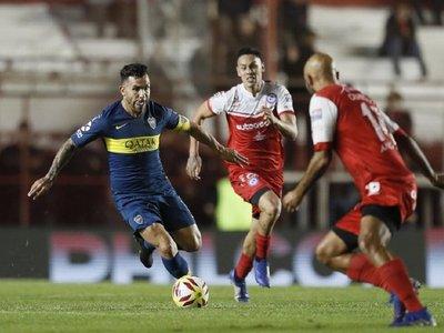 Boca y Argentinos se juegan el pase a la final de la Copa Superliga