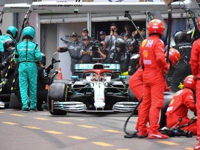 Hamilton gana el Gran Premio de Mónaco desde la 'pole'