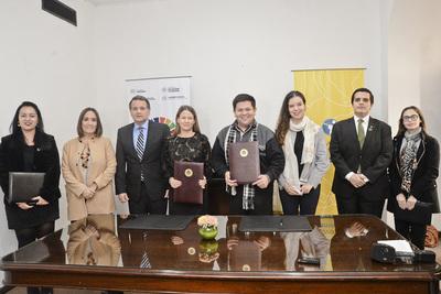 Alianza con red de jóvenes para promoción e implementación de Agenda 2030