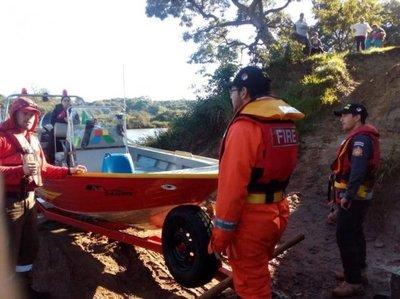 Yguazú: hallan cuerpo de desaparecido en río