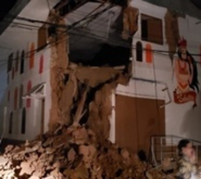 Un muerto y varios heridos tras sismo de 7.5 en Perú