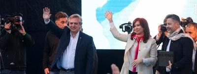 Dupla Fernández-Fernández cerca de votos necesarios para ganar en primera ronda
