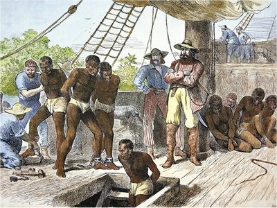 Hallan naufragio del último barco de esclavos africanos